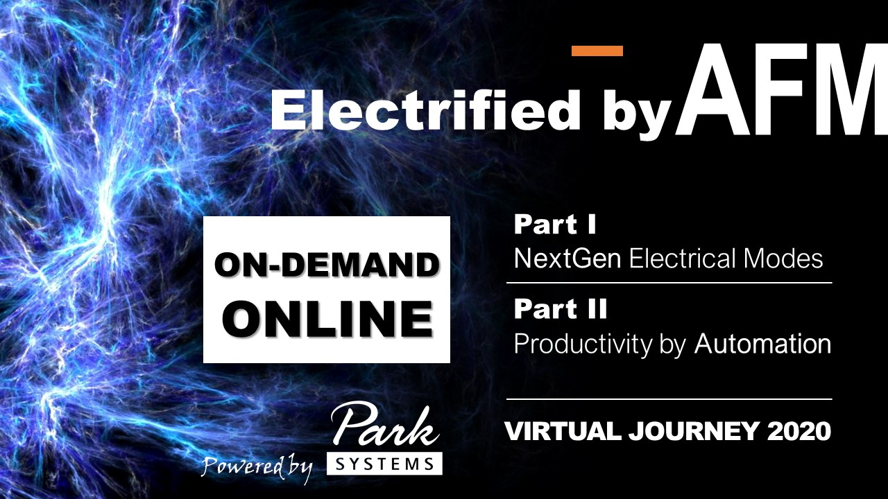 Electrified by AFM ON DEMAND BANNER