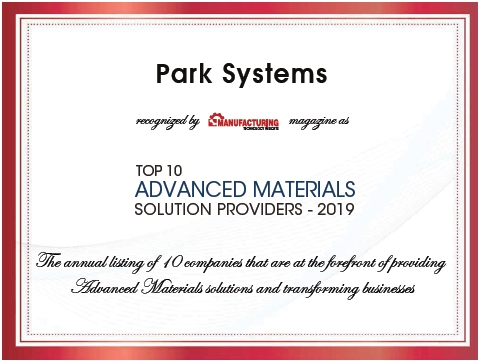 Top 10 Advanced Materials Solution Providers 2019 2