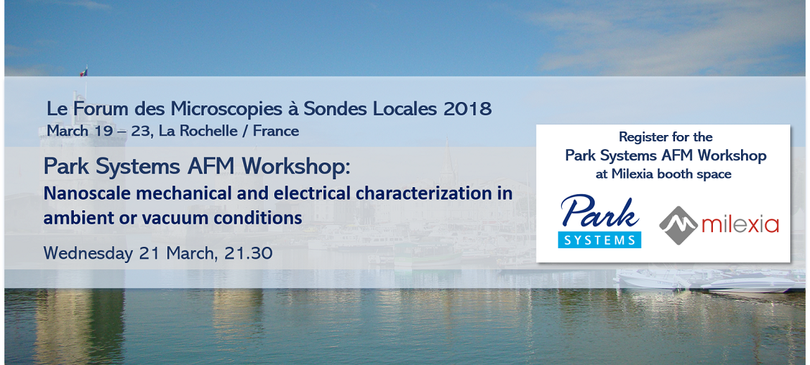 Visit Park Systems at Sondes Locales 2018