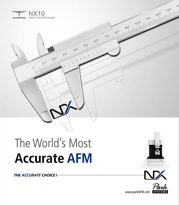 nx10 accurate afm